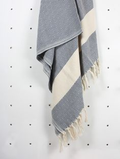 Nordic Hammam Towel, Indigo