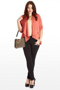 Fall is Coming...YAY...Plus Size Blazers