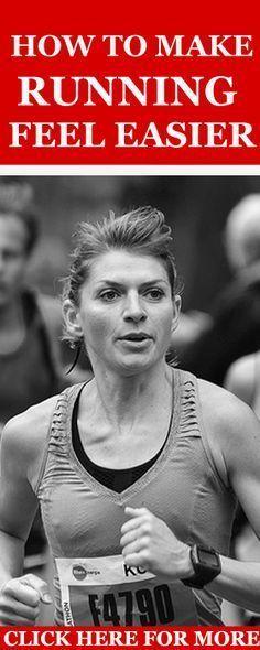 10 Ways to Make Running Feel Easier