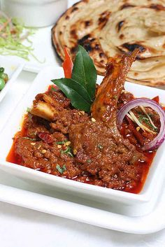Mutton Curry - my fave dish with rice