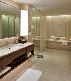 One-Bedroom Apartment - Bathroom
