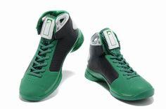 Cheap Nike Hyperdunk TB Olympic Womens Black Gorge Green White 324820 122