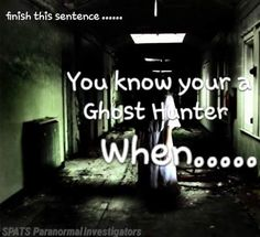 paranormal question