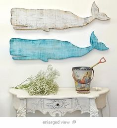 love the whales only $76.00 each..totally doable