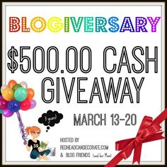 $500 Giveaway… - Shabby Art Boutique