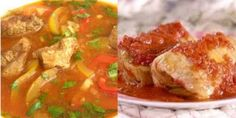 Meniu Ciorba de Vacuta si Sarmale de Porc