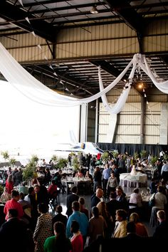 california-air-hanger-wedding20120428_79 - Ruffled