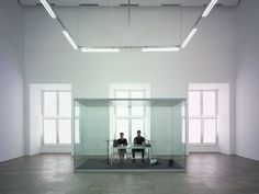 On Kawara –Installation view of One Million Years at documenta 11, Kassel, Germany, in 2002