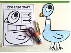 The Pigeon HAS to Go to School!: Ideas, Activities, and a Freebie for this Back to School Favorite