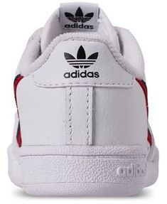 d78824cca9c adidas Toddler Boys  Originals Continental 80 Casual Sneakers from Finish  Line - White 9