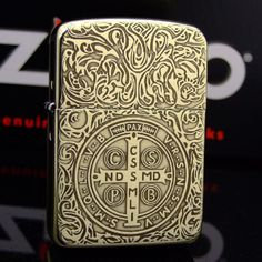 Premium 1941 5 Sides Constantine Zippo Lighter