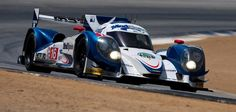#Mazda-powered Dyson Racing Team, Inc. @American Le Mans Series