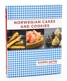 Loving this Norwegian Cakes and Cookies Hardcover on #zulily! #zulilyfinds