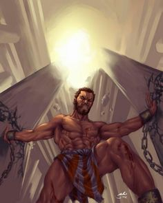 Strength like Samson Party