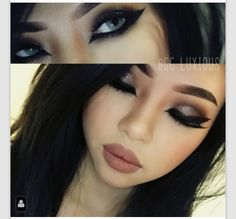 Great Makeup idea*gg_luxious