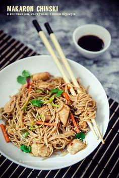pieprz czy wanilia fotografia i kulinaria: Coś jakby chińszczyzna w domowym wydaniu