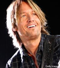 Keith Urban is one of the best singers and hottest guys to watch play his awesome music.