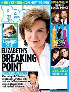 photo | Divorced, Angelina Jolie, Anna Kendrick, Brad Pitt, Diane Kruger, Elizabeth Edwards, John Edwards, Sandra Bullock