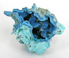 Dioptase on Shattuckite in Chrysocolla Dioptase is an excellent stone for furthering spiritual attainment. Cool Rocks, Beautiful Rocks, Minerals And Gemstones, Rocks And Minerals, Mineral Stone, Rocks And Gems, Stones And Crystals, Gem Stones, Decoration