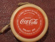 VINTAGE COCA-COLA YOYO  RUSSELL GALAXY 200 -  SUPER COCA COLA TRADEMARK