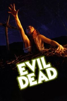The Evil Dead (1982) - Less gory James?  Really.  Well it breaks all of the horror movie rules but I can forgive that bc the best horror movies are from the late 70s and early 80s and they really set the rules.  I liked it better than the remake.  I also like the ending more than the remake.