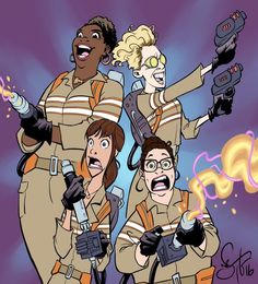 Nate Taylor: Ghostbusters for Sketch Dailies