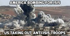 US President (fill in name) bombed (fill in country) because (fill in lie). Had enough lie-started illegal Wars of Aggression