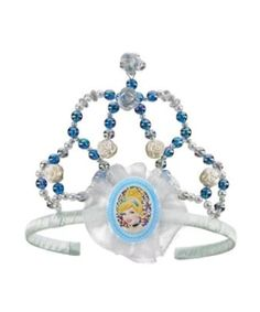 A real Princess needs her Tiara, and this one is sure to make her feel as pretty as Cinderella.