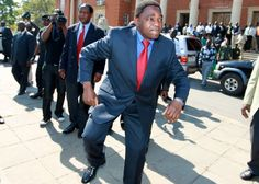 Court upholds treason charges against Zambia opposition leader, Hichilema