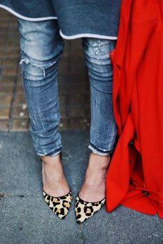 15 of the best pairs of leopard shoes, leopard pumps  —via @thefoxandshe