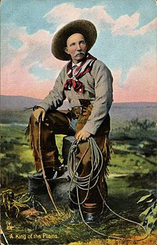 Vaqueros went north with livestock. In 1598, Don Juan de Oñate sent an expedition across the Rio Grande River into New Mexico, bringing along 7000 head of cattle. From this beginning, vaqueros drove cattle from New Mexico and later Texas to Mexico City.Mexican traditions spread both South and North, influencing equestrian traditions from Argentina to Canada.