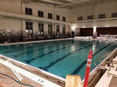 Mahwah, NJ indoor pool at a Physical Fitness Facility