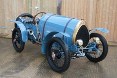 the type 13 brescia bugatti is one of the most bugatti looking cars ...