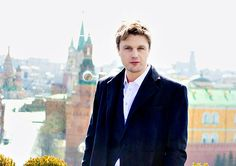 """Майкл Питт в Москве: фотоколл накануне премьеры """"Гангста Love"""" (фото 1)"""