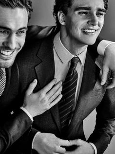 Giorgio Armani Made to Measure Spring/Summer 2018 Campaign