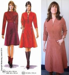 COME SEW LUTTERLOH WITH ME -Supplement 295 Model # 262 - Winter 2014