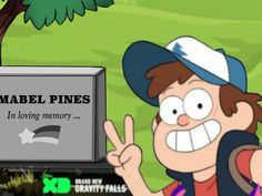 DIPPER NO YOU'RE NOT SUPPOSED TO BE HAPPY ABOUT THAT <<<< ommmmgggg it's so horrible xD<<<WHAT THE HELL!?!?