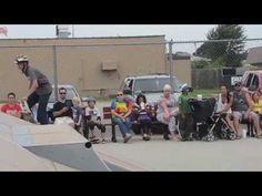 2014 Mantis Skate Park Competition in Warsaw, IN | YouTube