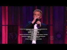 NPH closing rap, Tony Awards 2011. A.M.A.Z.I.N.G.   (Rap written by Lin-Manuel Miranda)