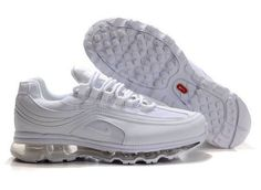meet 014b1 38e39 Wholesale Nike Air Max Shoes 24-7 White Full-palm Cushion Mesh   Leather  Running Shoes Australia online store