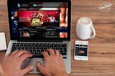 Responsive Web Design (RWD) website for Showbiz Entertainment by #VinayBakshiDesigns. The site is designed & developed aiming to provide an optimal viewing and interaction experience — easy reading and navigation.  To get your Web project done contact us at info@vinaybakshi.com