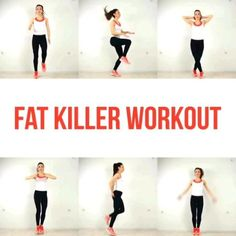 Fitness Workouts, Fitness Workout For Women, Body Fitness, Physical Fitness, At Home Workouts, Gym Fitness, Fat Workout, Home Exercises, Metabolic Workouts