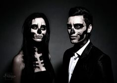 www.facebook.com/alanasantosmakeupartist  Makeup: Alana Santos Photography: Mike Robinson Models: Dana & Ricky from Alpha Models