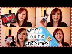 WHAT I GOT FOR CHRISTMAS! │ChelseaMBeauty - YouTube