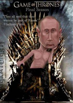 Vladimir Putin Meanwhile In Russia, Vladimir Putin, Caricatures, Game Of Thrones Characters, Ipad, Seasons, Movie Posters, Fictional Characters, Art