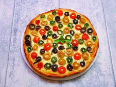 Una torta fiorita - New Ideas Vegetarian Recipes, Cooking Recipes, Cooking Games, Cooking Classes, Food Videos, Food Blogs, Good Food, Yummy Food, Fun Easy Recipes