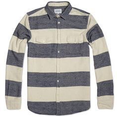 http://www.endclothing.co.uk/norse-projects-benno-thick-stripe-shirt.html