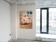 Sean McGiver, Installation. View Artist profile on: www.at60inches.com/seanbasil-mcgiver2