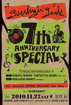 Swingin' Jack 27.11.2010 Flyer