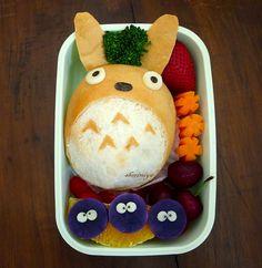 Totoro Bento!! :D